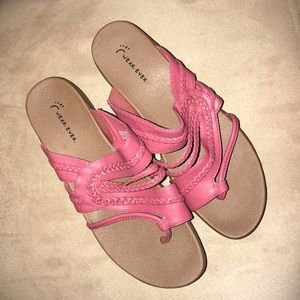 BareTraps Wear Ever Pink Josslen Sandals